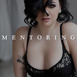 boudoir photography mentoring