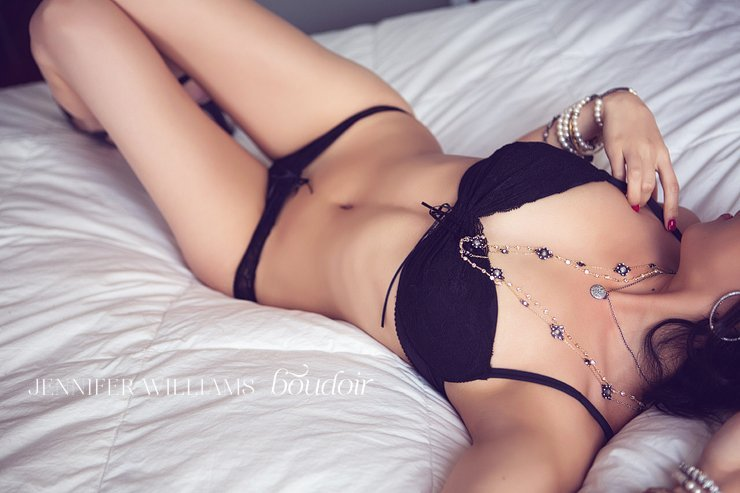 nyc boudoir