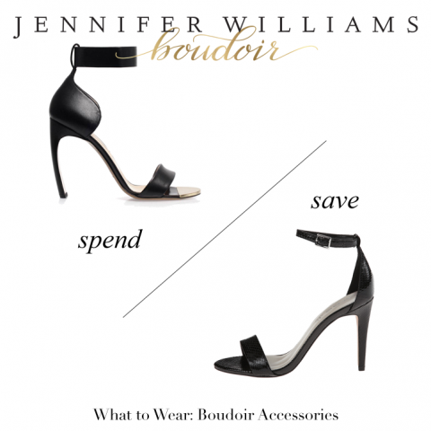 what to wear for a boudoir session
