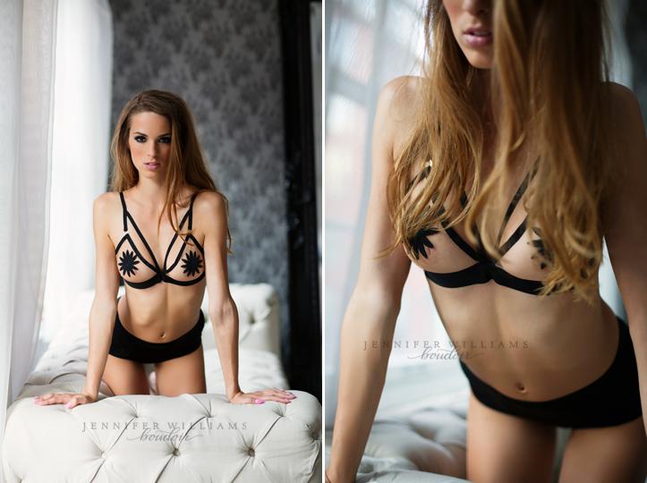 Tease lingerie creative boudoir session 008