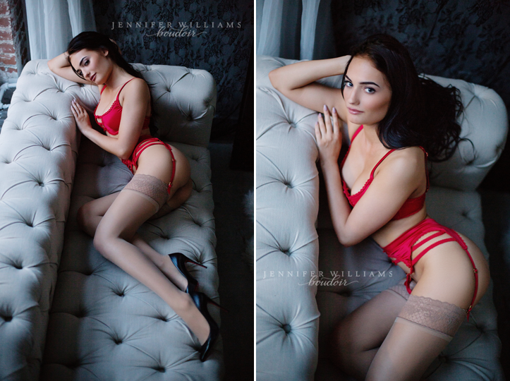 Jennifer Williams Boudoir Studio 015