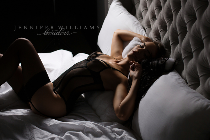 Jennifer Williams Boudoir Studio 019