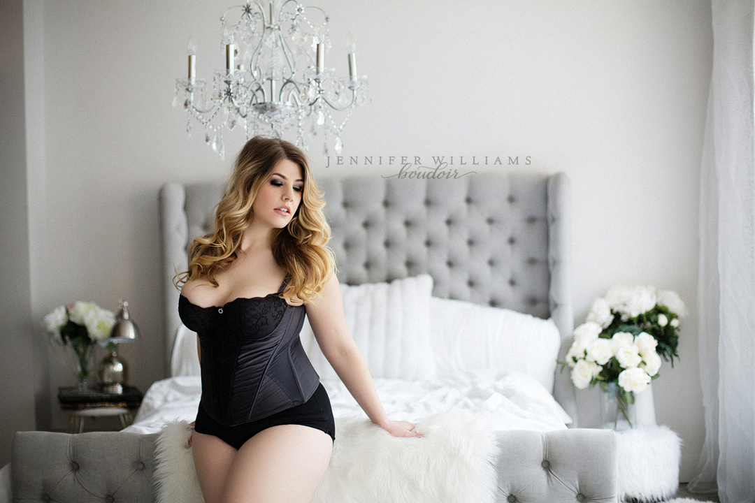 Jennifer Williams Boudoir Studio 010