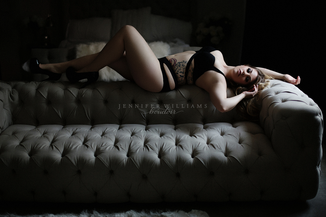Jennifer Williams Boudoir Studio 033