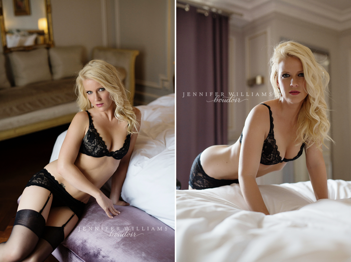 Jennifer Williams Vancouver Boudoir Studio 007