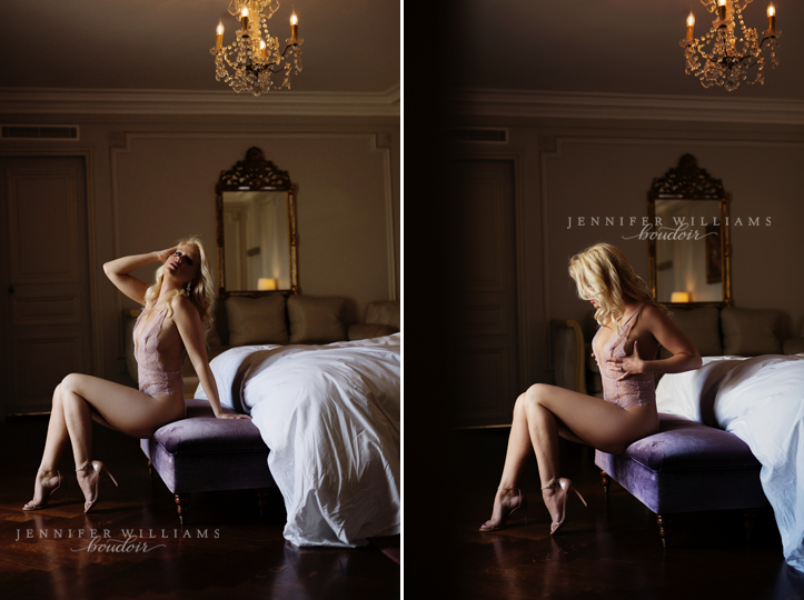 Jennifer Williams Vancouver Boudoir Studio 009