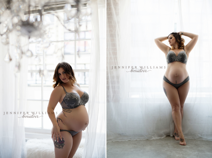 Jennifer Williams maternity boudoir 001