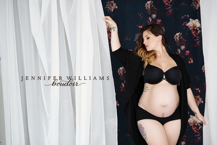 Jennifer Williams maternity boudoir 019